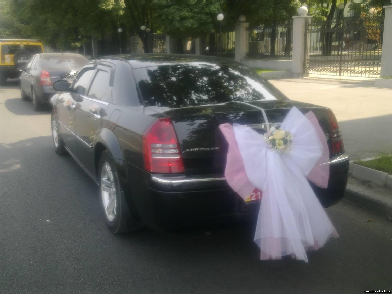 Свадебные машины украшение лентами фото